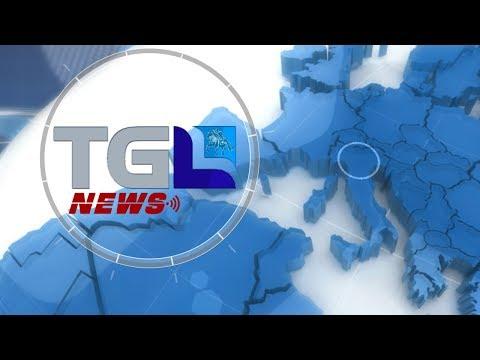 TGL News delle 18