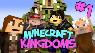 Minecraft Kingdoms - Part 1: Awkward Reunion