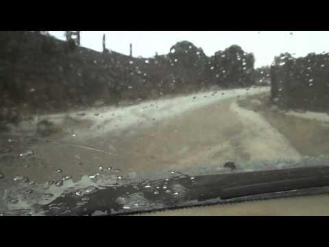 أمطار السودة يوم الأربعاء 26 شعبان 1432