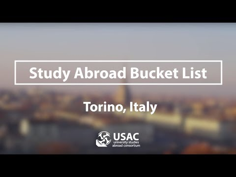 Torino Bucket List