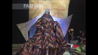 """John Galliano"" Autumn Winter 1996 1997 Paris pret a porter woman by Fashion Channel"