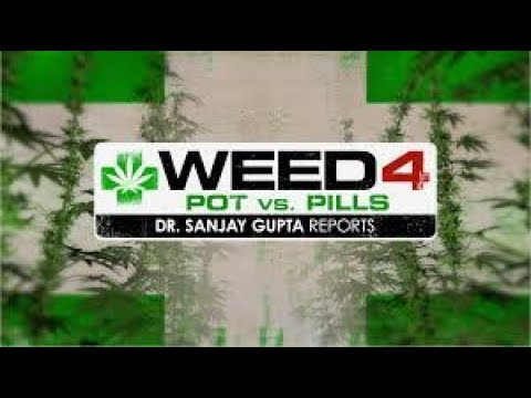 Weed 4: Pot vs Pills