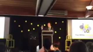 Dan Sowden Wraps Up Ray White Roadshow 2015