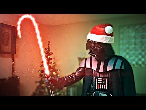 hqdefault - Cuando Darth Vader asume el papel de Papa Noel