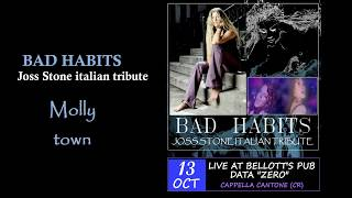 Molly town - Bad Habits (Joss Stone tribute)