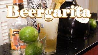 Beergarita Recipe - Beer Margarita Recipe - TheFNDC.com