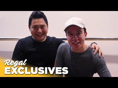 Arjo Atayde and Miggy Marty Pick Up Lines for Girls | Regal Exclusives