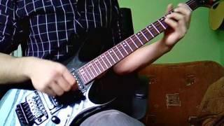 ORGANEK   Mississippi W Ogniu [Guitar Cover]