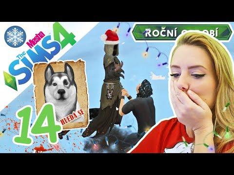 Našla se Daisy? Smrťák se stavil na Vánoce! ● The Sims 4 - ROČNÍ OBDOBÍ 14