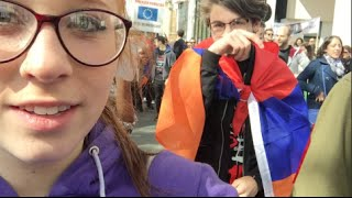 The Armenian GENOCIDE March London