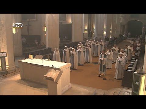 Vêpres et messe à St-Gervais du 31 août 2019