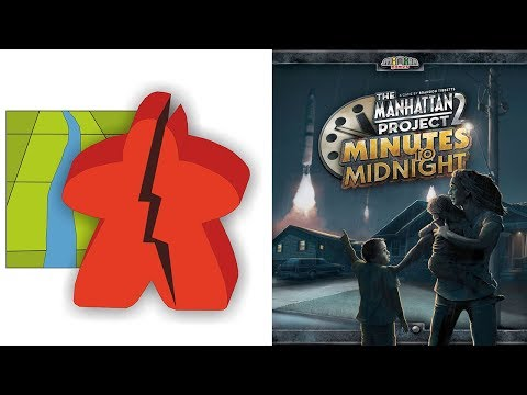 The Broken Meeple - 2 Minutes To Midnight Review