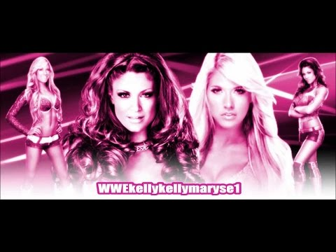 WWE 2K16  Bikini Match Kelly Kelly vs Eve Torres