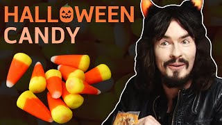 Irish People Try American Halloween Snacks
