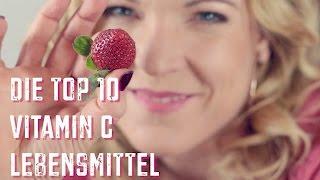 Top 10 Vitamin C Lebensmittel - Was sind die besten Vitamin C Lieferanten? | ConnyPure