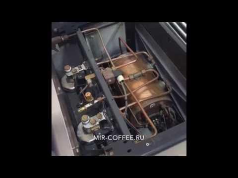 Кофемашины. Настройка уровня воды и температуры в бойлере.