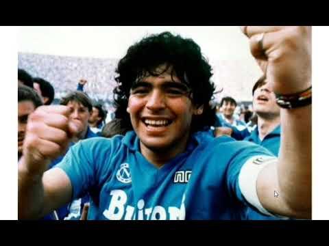 Homenagem a Diego Armando Maradona