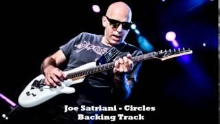 Joe Satriani - Circles (Backing Track)