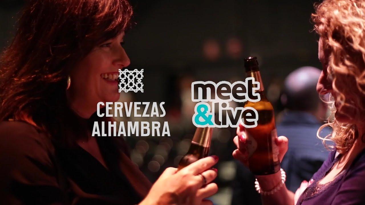 Alba Molina (Momentos Alhambra en el escenario)