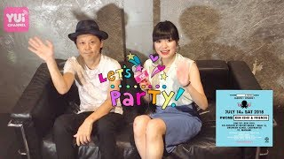 YUI CHANNEL VOL 310 feat KEN ISHII 710 TUE 2018