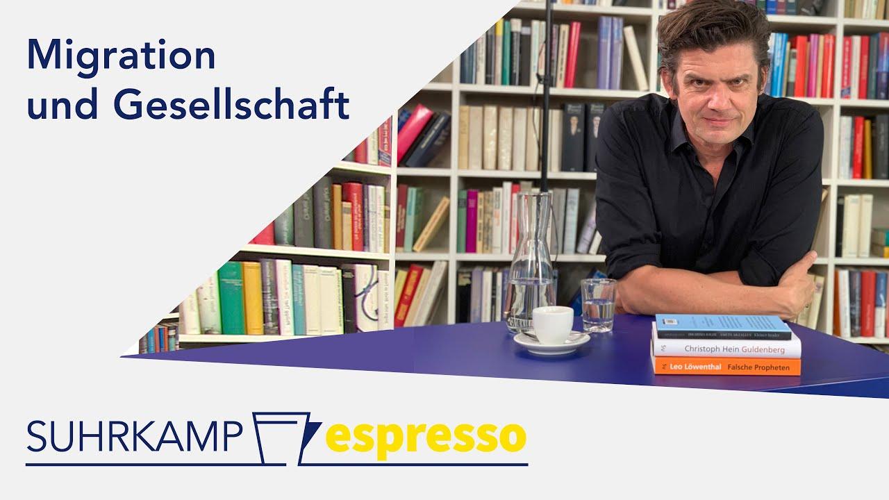 Migration und Gesellschaft | Suhrkamp espresso #41