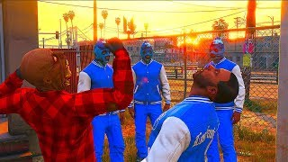 BLOODS VS CRIPS WHAT SIDE YOU ON?