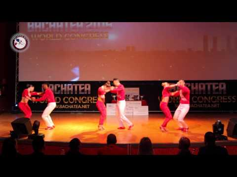 Estilos Unidos IV BACHATEA WORLD CONGRESS