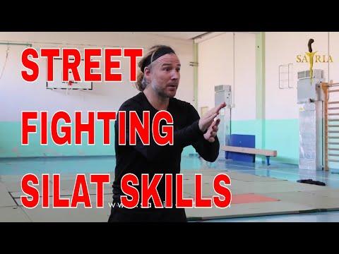 STREET FIGHTING SILAT Training Part 1