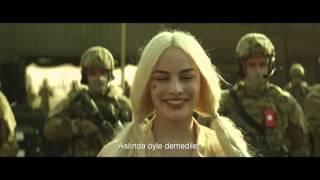 """İNTİHAR TİMİ """"SUICIDE SQUAD"""" TÜRKÇE ALTYAZILI FRAGMAN"""