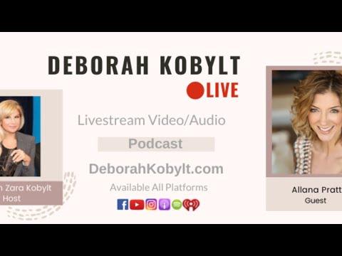 Deborah Kobylt LIVE: Allana Pratt