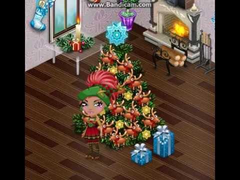 Как украсить комнату на Новый год и Рождество#Аватария