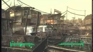 Fallout3 secret stash in megaton