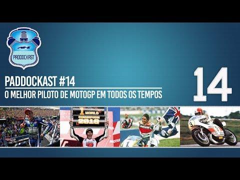O melhor piloto de MotoGP em todos os tempos | Paddockast 14