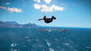 Just Cause 3 Part 3 Game Play Finish Province Find Hidden Missions PS4 Game PLay