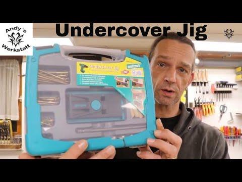 Wie geht das? Undercover Jig von Wolfcraft richtig nutzen Teil 1