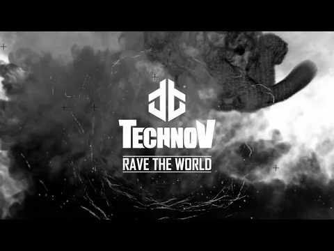 Teaser Be Rave presents TechnoV at De Shop and Club Vaag