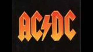 Given the Dog A Bone ~ ACDC