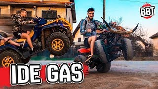 ZEZAMO SE MOTORIMA PO SELU !! *ide gas*