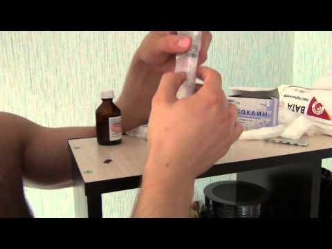Video come un take analisi della prostata