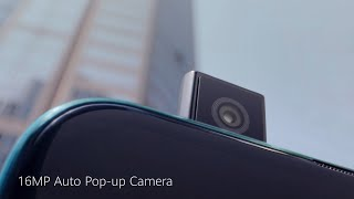 Y9 Prime 2019 - Pop-up Selfie Camera and Ultra Full View display