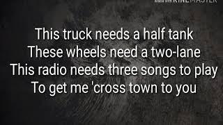 Luke Bryan Knockin Boots Lyrics