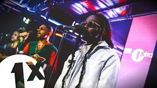 WSTRN   Ben' Ova In The 1Xtra Live Lounge
