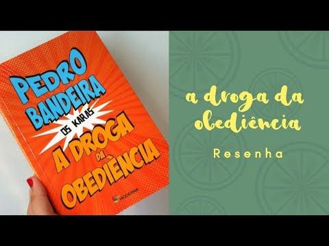 [Resenha] A droga da Obediência - Pedro Bandeira