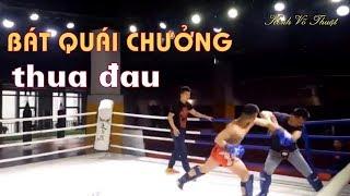 Bát Quái Chưởng TQ thua sấp mặt trước võ sĩ Muay Thái và Tán Thủ