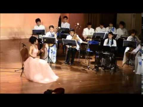 Chinese traditional solo piece -- Hua Bang Zi 《花梆子》