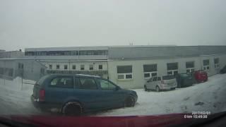 Hard life with Škoda Octavia