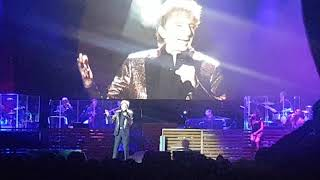 Barry Manilow.  o2 London.  6th Sept 2018.