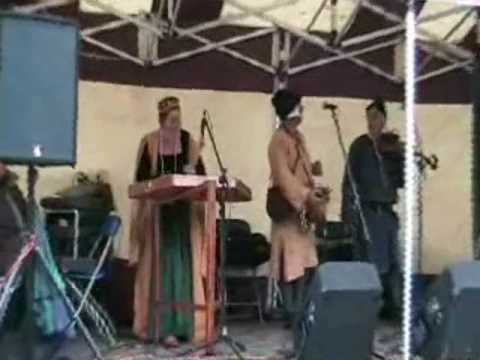 Nottingham City Pulse 2010, Medieval Day, The Grinnigogs.wmv