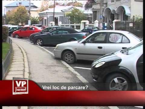 Vrei loc de parcare?