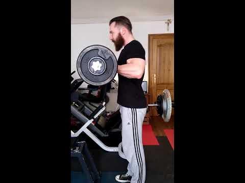Kista dans le muscle jumeau